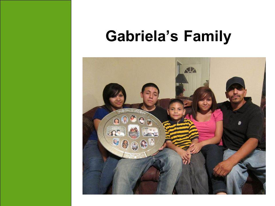 Gabriela's Family
