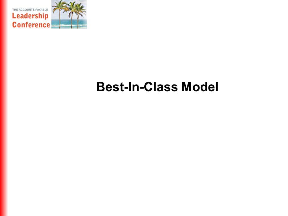 Best-In-Class Model