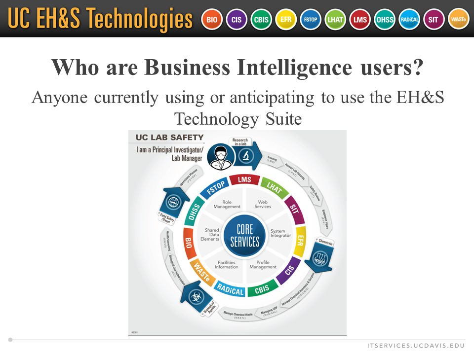 Who are Business Intelligence users.