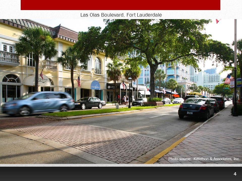 4 Las Olas Boulevard, Fort Lauderdale Photo source: Kittelson & Associates, Inc.