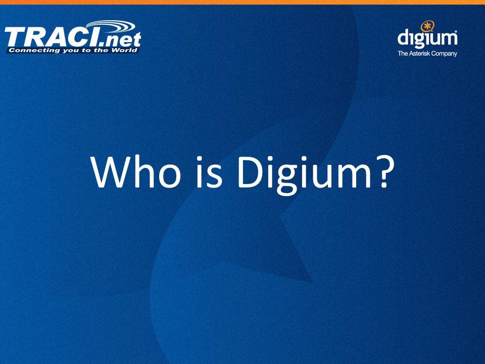 7 Digium Confidential Who is Digium?