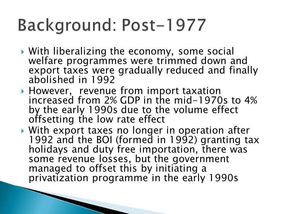  Sri Lanka is still in a learning curve in regard to VAT.