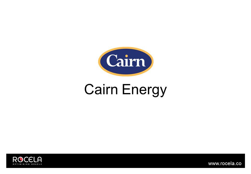 www.rocela.co m Cairn Energy