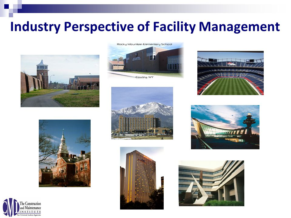 Facilities Asset Management Operations & Maintenance FM Technologies Training / Performance Measurement Strategy / Alignment of Sustainment Best Practices in… 33