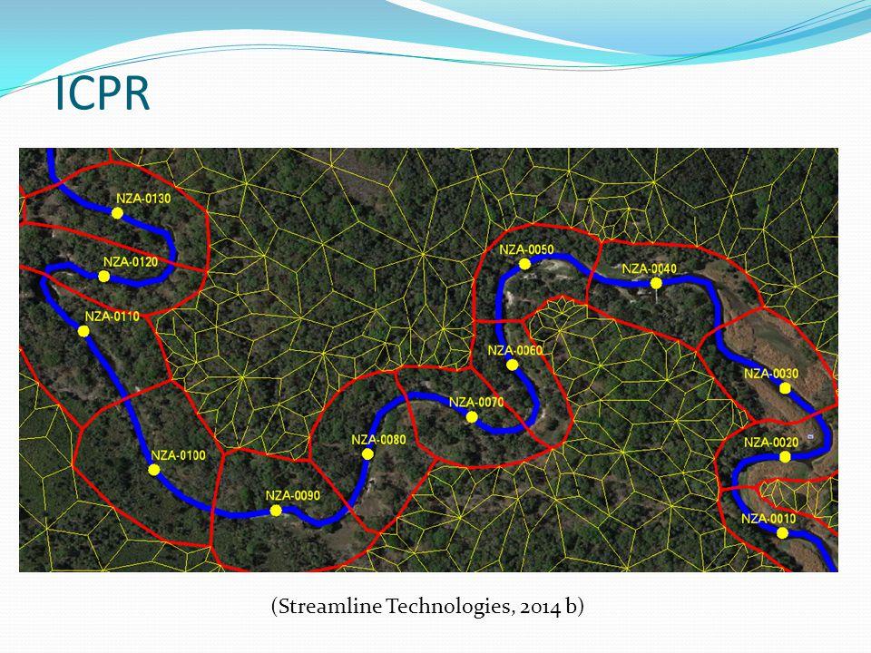 (Streamline Technologies, 2014 b) ICPR
