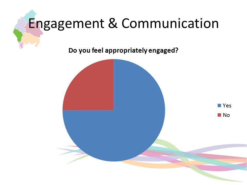 Engagement & Communication