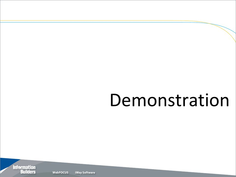 Business Discovery Copyright 2007, Information Builders. Slide 5