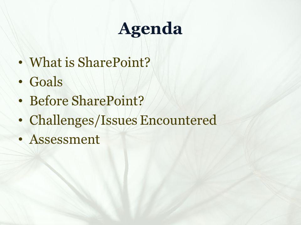 SharePoint Microsoft Web Application Platform Intranet Portal Content/Document Management Blogs, Wikis, Discussion, Workflows.