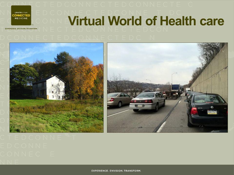 Virtual World of Health care