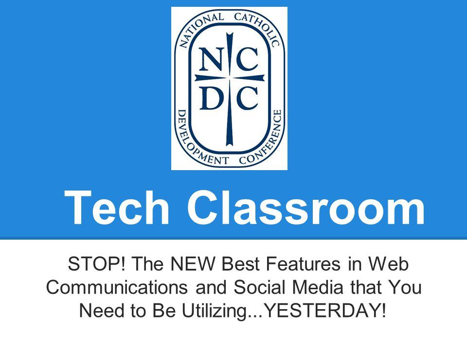 Tech Classroom STOP.