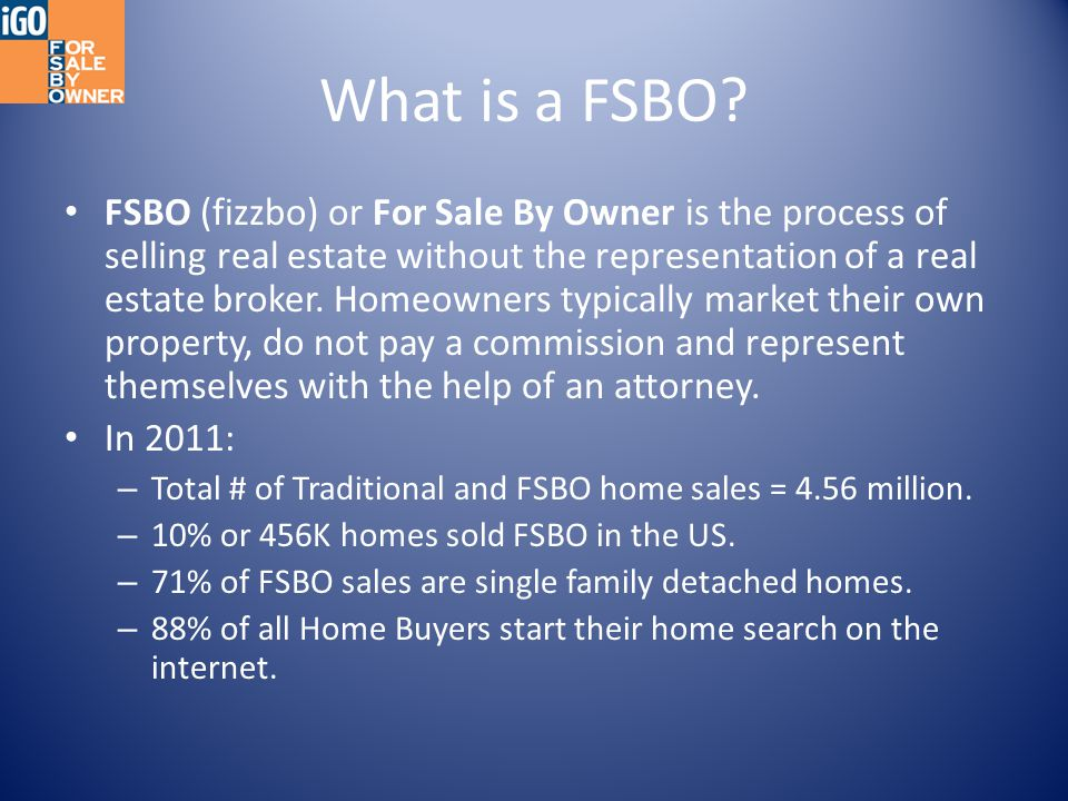What is the iGOfsbo System.System represents the EVOLUTION of Real Estate Sales.