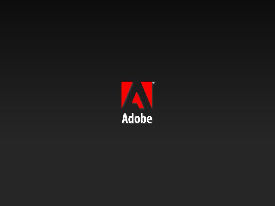 ® Copyright 2010 Adobe Systems Incorporated. All rights reserved.14