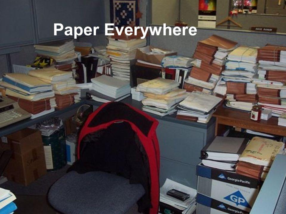 Paper Everywhere
