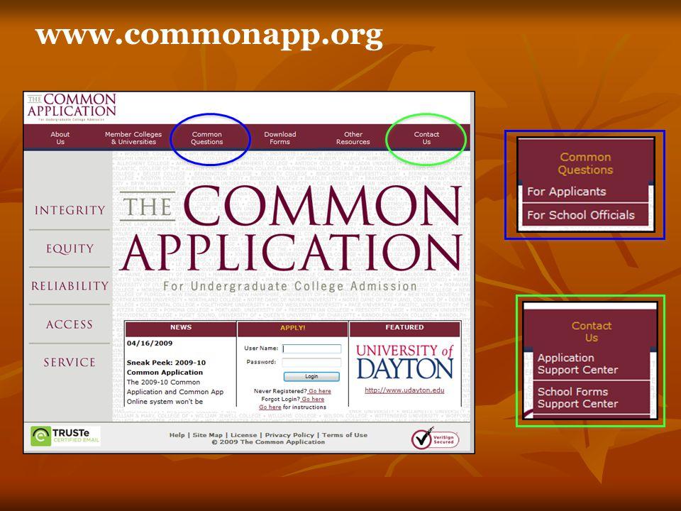 www.commonapp.org