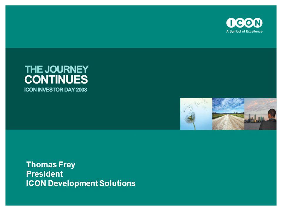 Thomas Frey President ICON Development Solutions