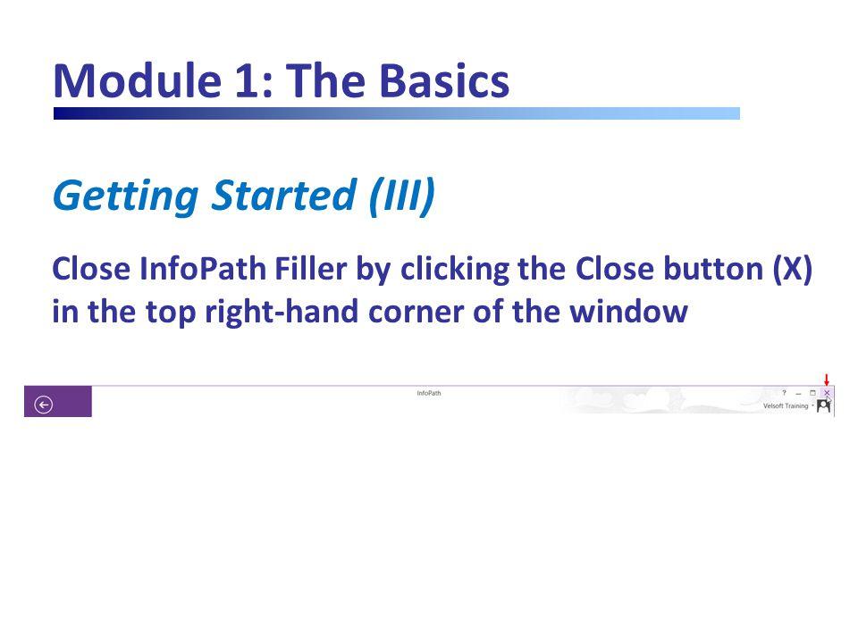 Module 12: Customizing the Interface Creating Custom Ribbon Tabs (I) To create custom ribbon tabs, right-click in the ribbon interface and click Customize the Ribbon