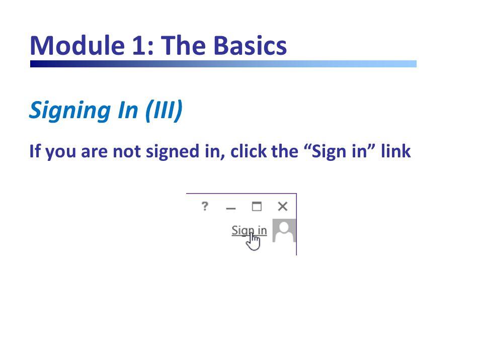 Module 6: Using Advanced Controls, Part One Using Date Picker Controls (II) Click the calendar icon