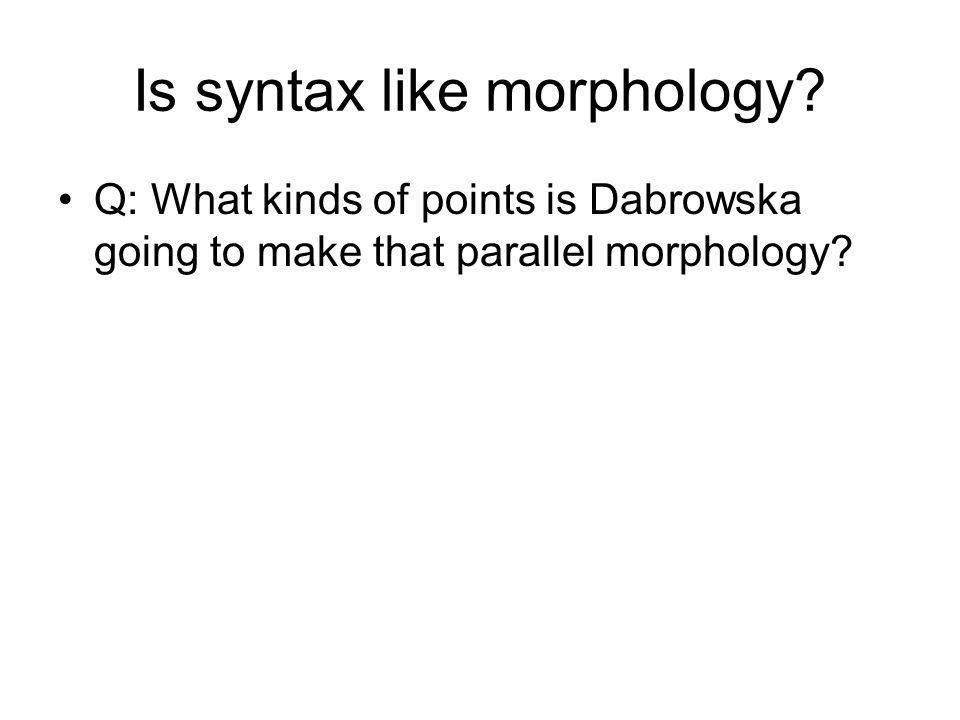 2.4 Pronoun reversals Q: What is a pronoun reversal .