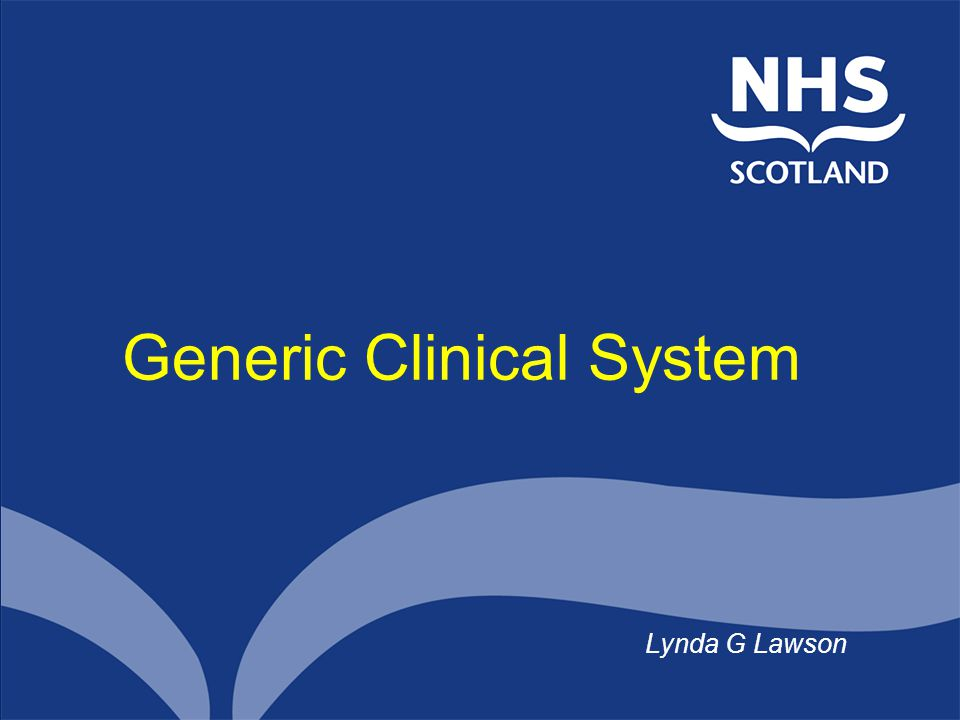 Overview GCS in context So what is GCS? What's happened and what's next Some of the challenges