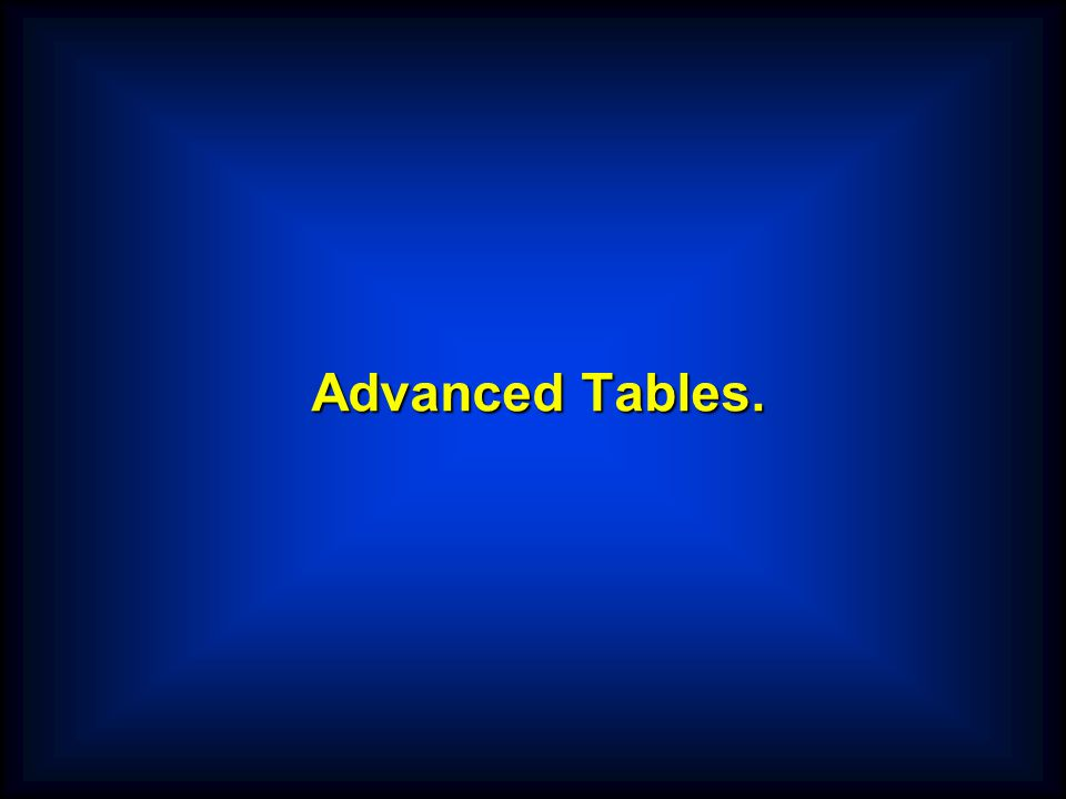 COBOL 85 Table Changes. Creating pre-filled tables without the REDEFINES clause.