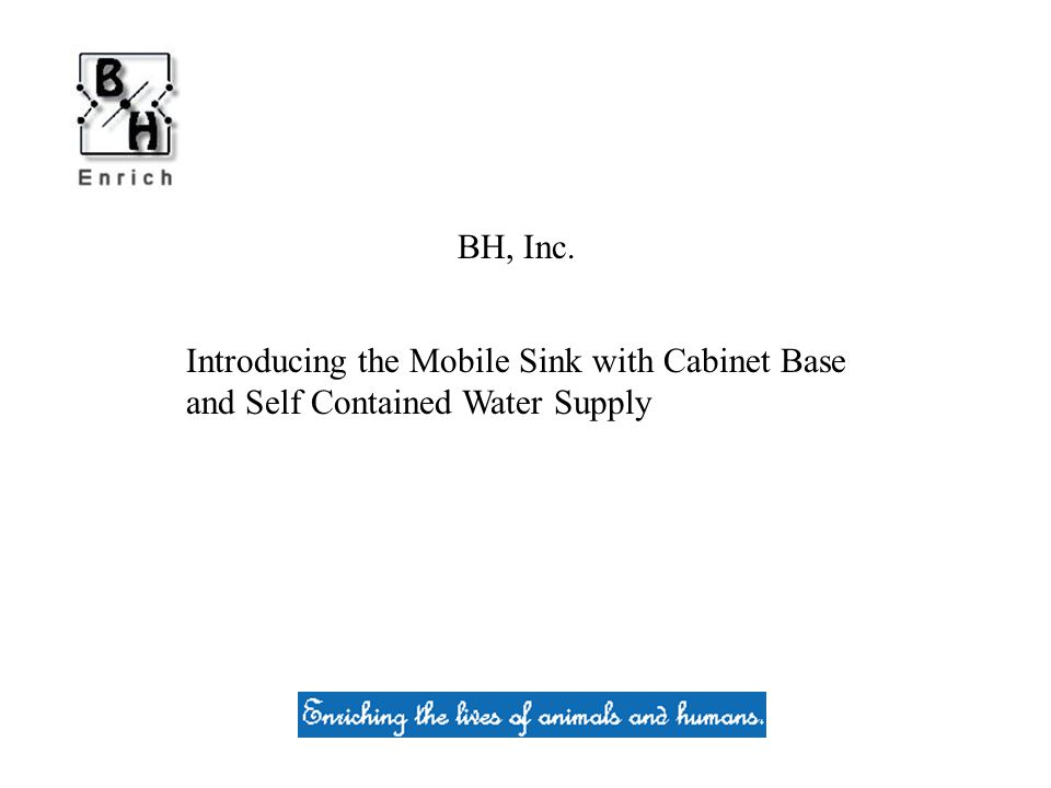 Picture shows MSK/Cabinet Base - Standard Unit Note: This unit shows the standard faucet.
