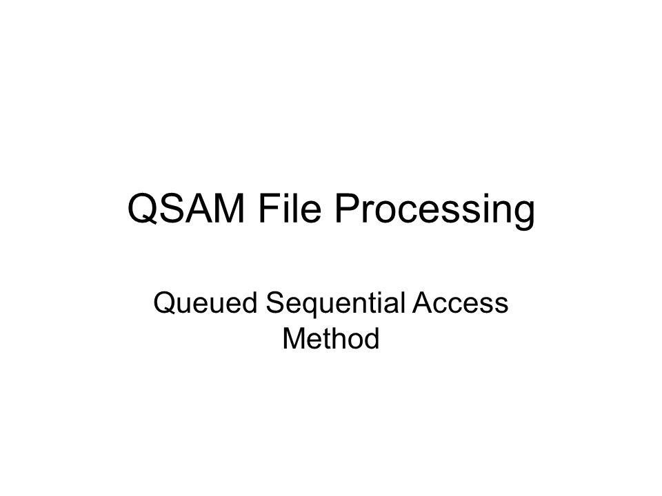 Creating a VSAM File 005130 200-READ-MODULE.