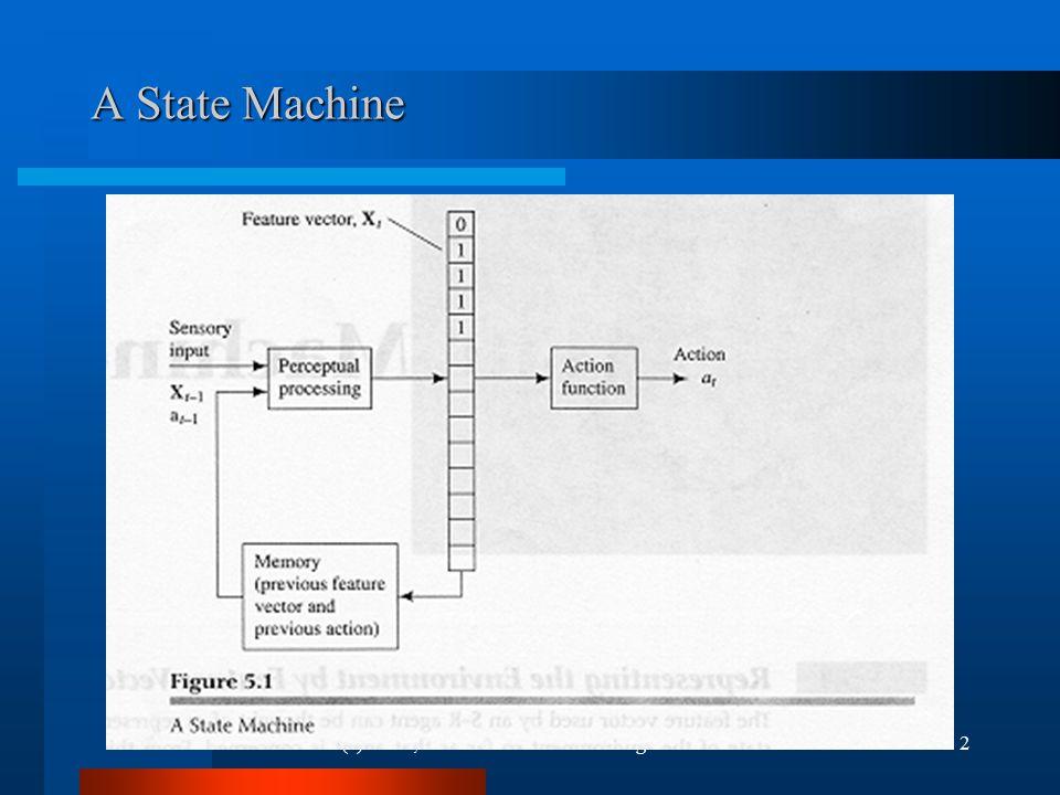 (c) 2000, 2001 SNU CSE Biointelligence Lab2 A State Machine