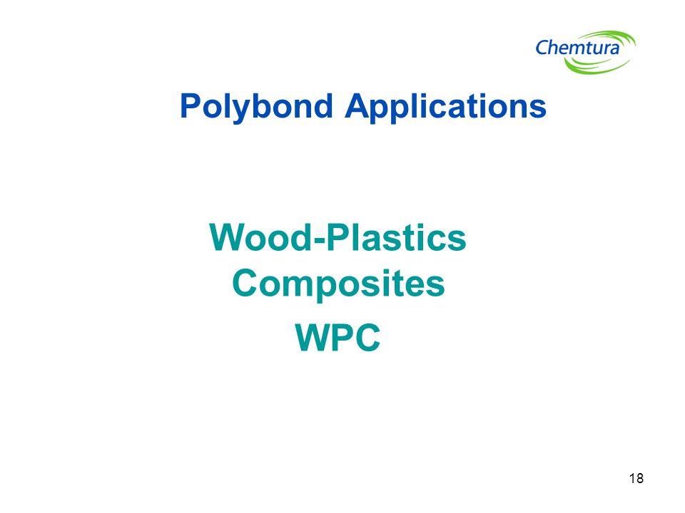 18 Polybond Applications Wood-Plastics Composites WPC