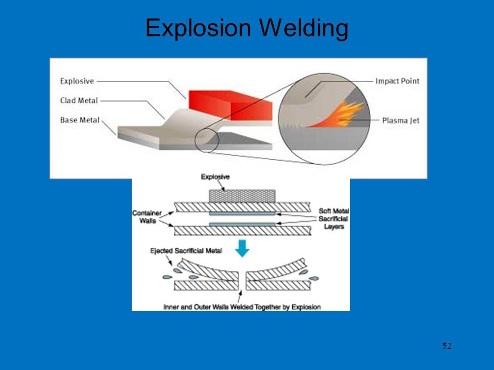 52 Explosion Welding