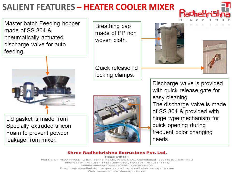 ???Why Radhekrishna's Mixer ??.