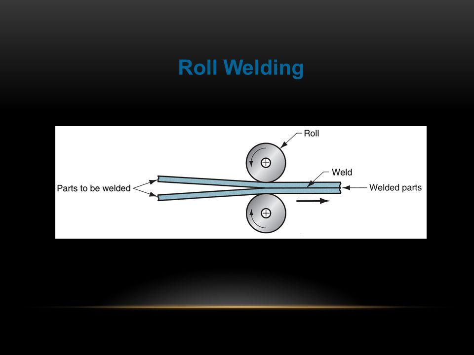 Roll Welding