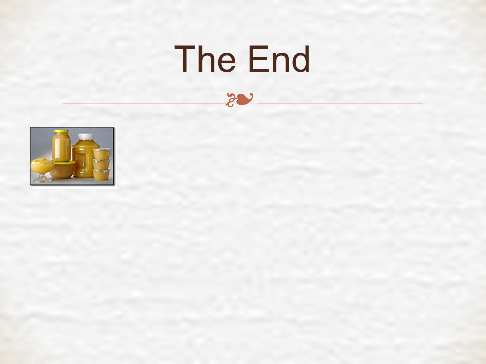 ❧ The End