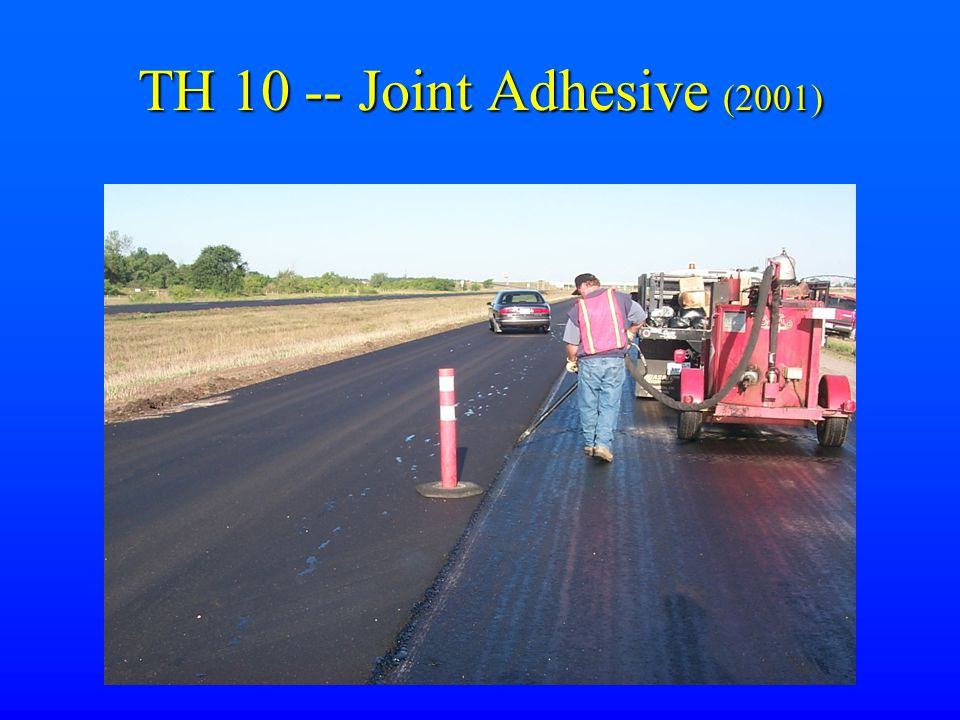 TH 10 -- Joint Adhesive (2001)