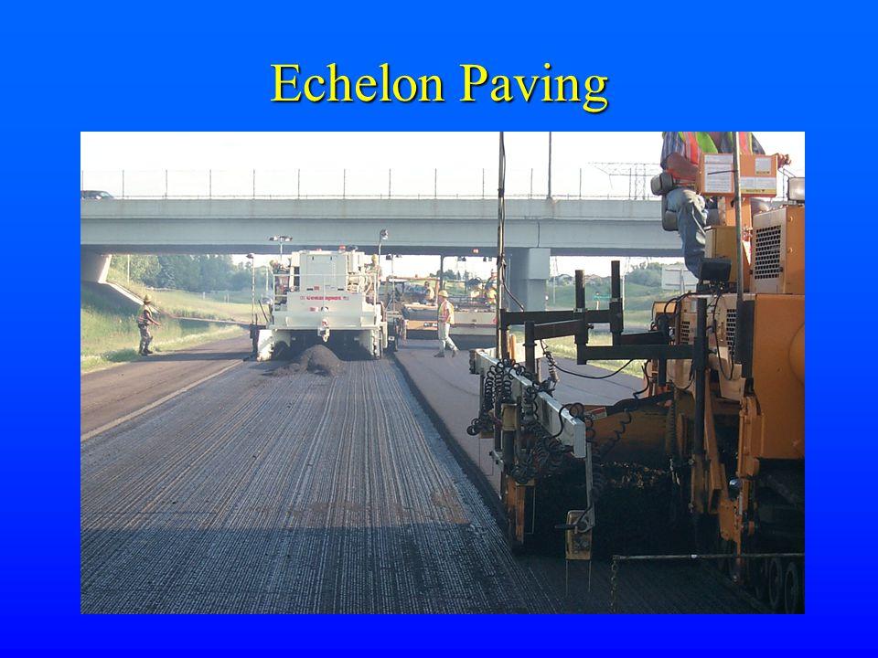 Echelon Paving