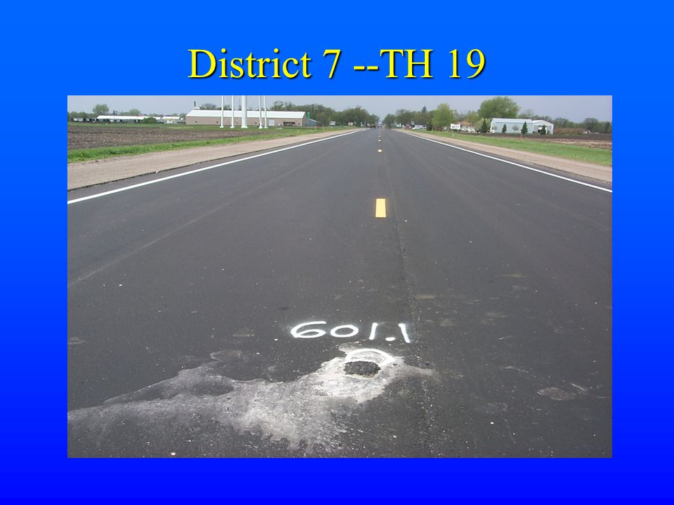 District 7 --TH 19