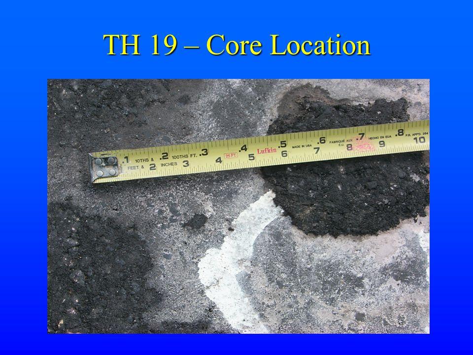 TH 19 – Core Location