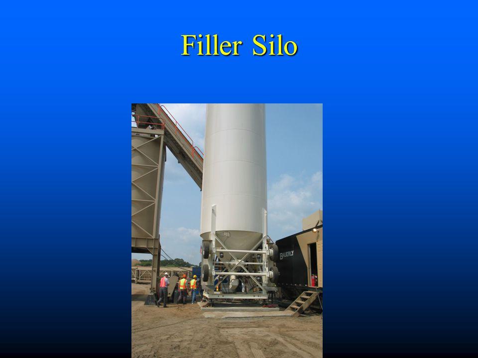 Filler Silo