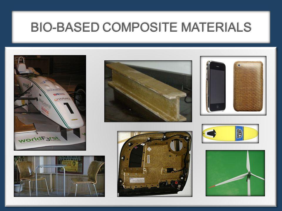 BIO-BASED COMPOSITE MATERIALS