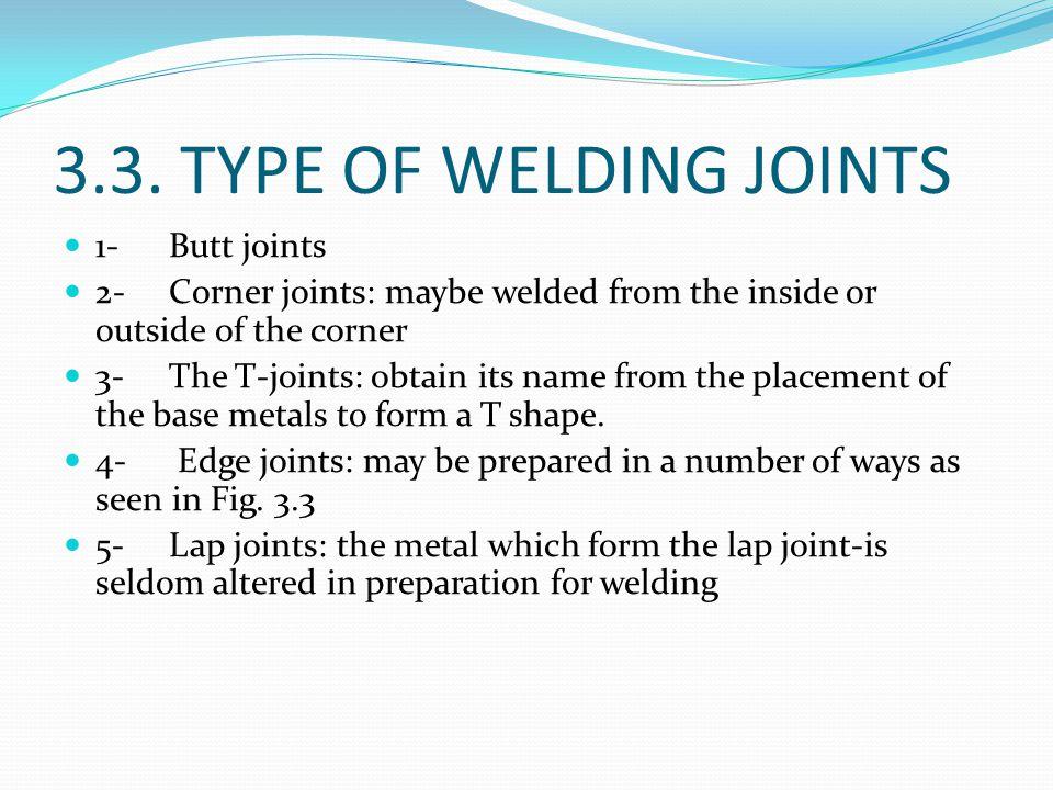 3.12. Gas Metal ARC Welding (GMAW) or Metal Inert Gas Welding (MIG)