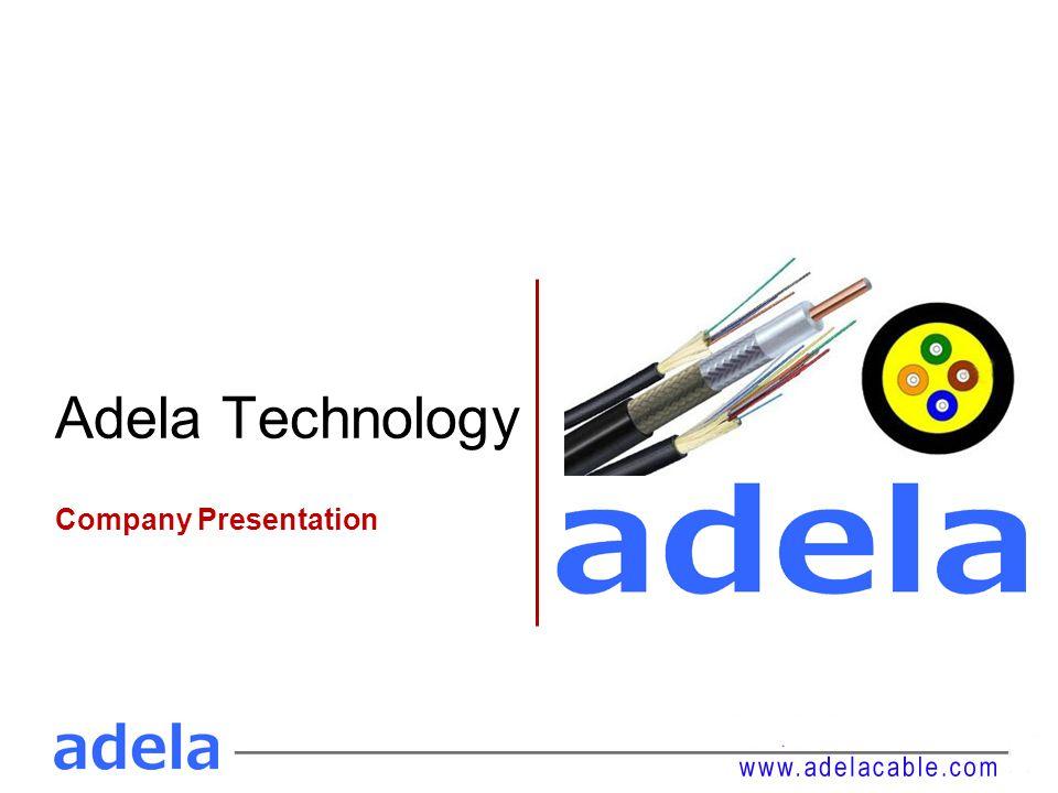 Adela Technology Company Presentation