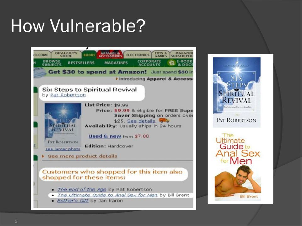 9 How Vulnerable?