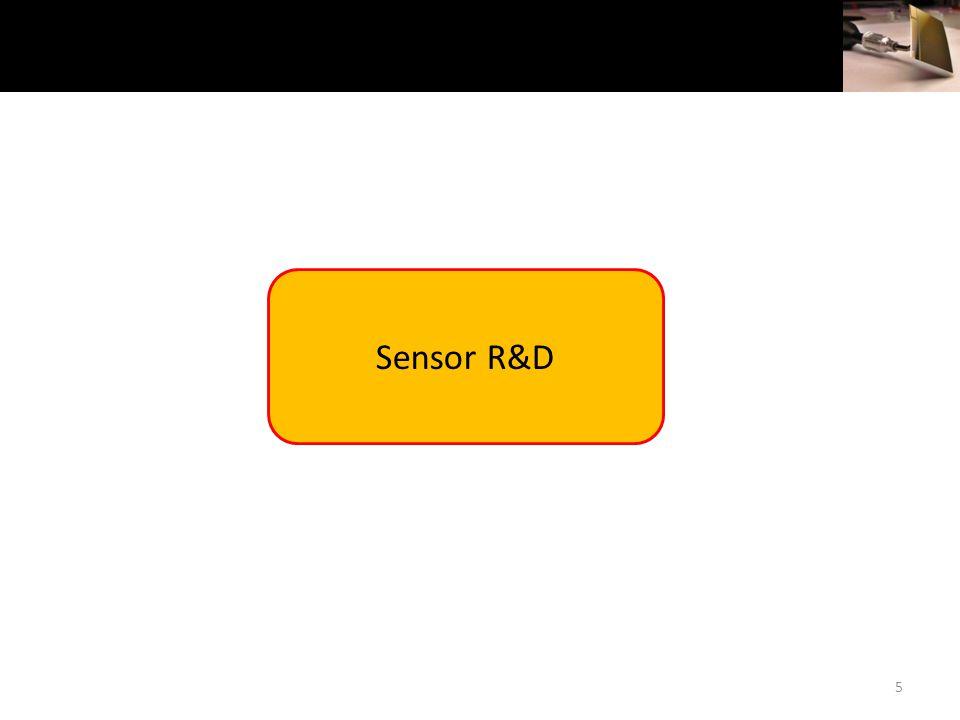 5 Sensor R&D
