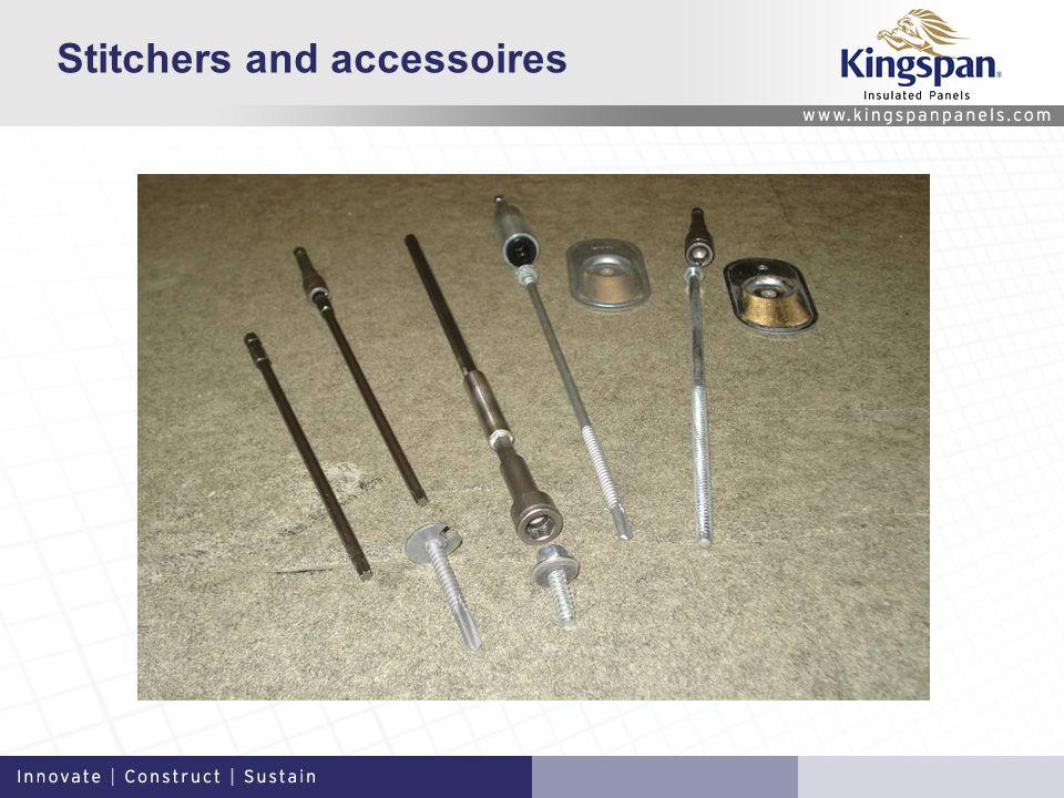 Stitchers and accessoires