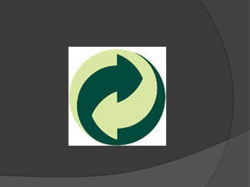  Green Point means that the package paid to the EKO-KOM, which ensures the collection and recovery of packaging waste.