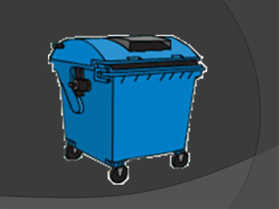 Use paper  Paper waste delay into a special blue containers are made of many different types of paper.