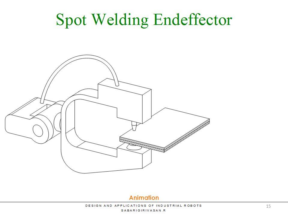 Robotic Spot Welding Animation 15