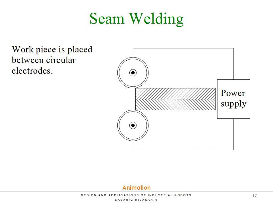 Seam Welding Animation 17