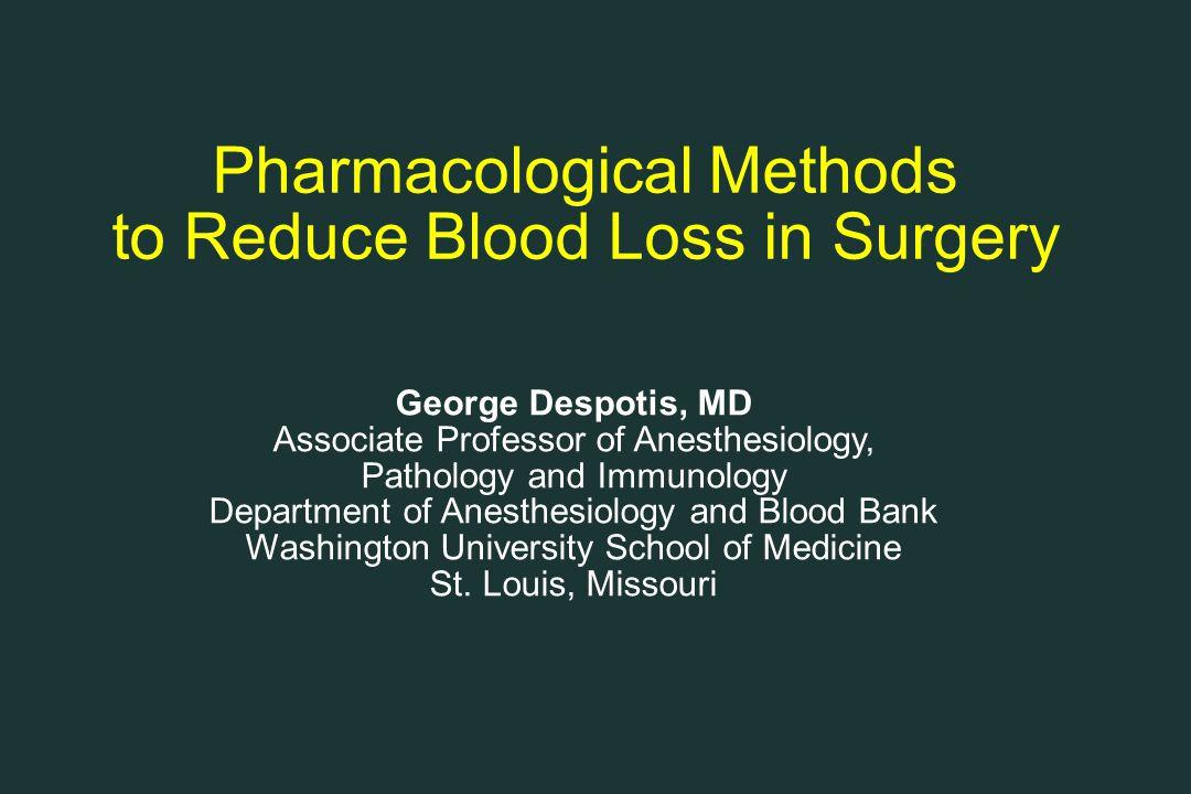 Reexploration for Bleeding: Risk Factors and Outcomes Moulton et al (n=6015) Dacey et al (n=8586) Unsworth et al (n=2221) Dacey LJ et al, Arch Surg 1998; 133: 442-7 Moulton MJ et al, J Thorac Cardiovasc Surg 1996; 111: 1037-46 Unsworth-White et al, Ann Thorac Surg 1995; 59: 664-7 Reexploration for bleeding4.2%3.6%3.8% Adverse Outcomes Mortality  x4  x3  x4 Renal Failure  x18   Mech vent support / ALI  x5   Sepsis / arrhythmias / IABP  x2   Hospitalization interval  x2  x6 Risk Factors  time CPB time Non-coronary OP  # grafts Valve/Repeat Procedure  Age,  Cr  Age,  BSA Other factors