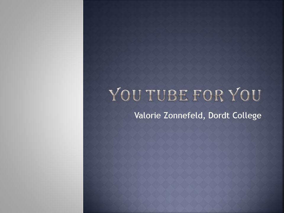 Valorie Zonnefeld, Dordt College