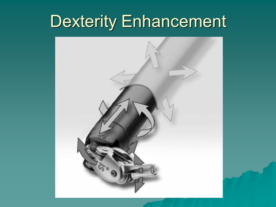 Dexterity Enhancement